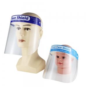 防雾防护面罩