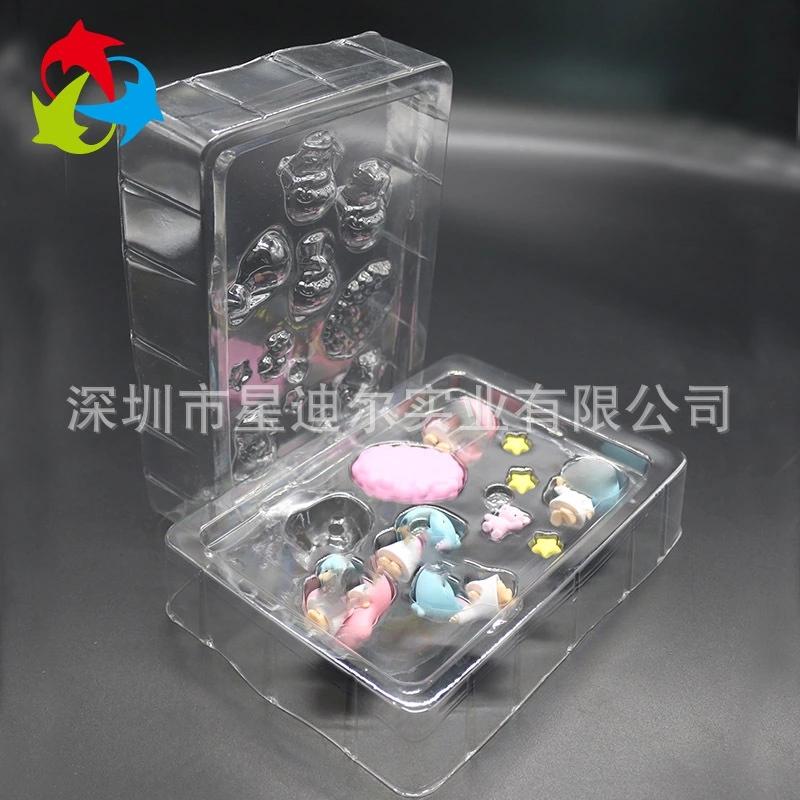 PVC玩具吸塑包装