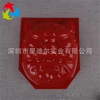 面具吸塑罩
