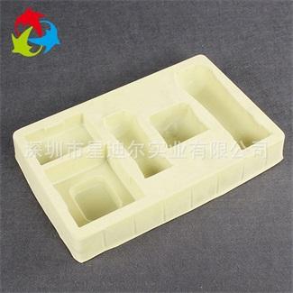 定制植绒吸塑盒