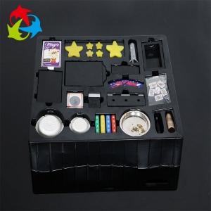 玩具套装黑色吸塑内托