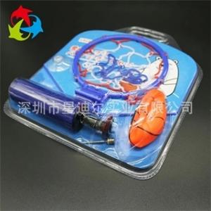 篮球玩具吸塑盒