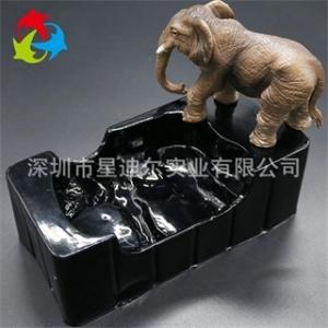 动物玩具吸塑盒