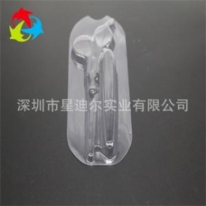 透明热压吸塑