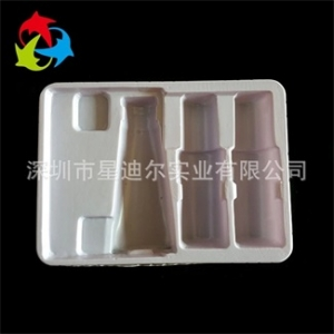 白色PVC吸塑产品