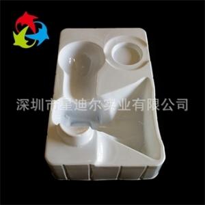 龙岗白色PVC吸塑盒