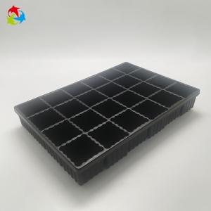 黑色吸塑托盘